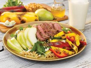 Grilled Steak Salad - Facebookcom-MyPlate - 1000048_167202666783855_532724934_n