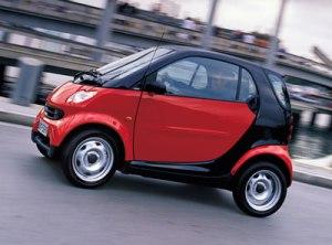 Car - small smart-car-1